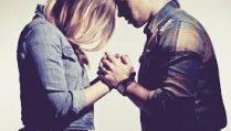 Husband and Wife Praying