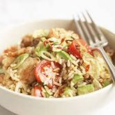Avocado Brown Rice