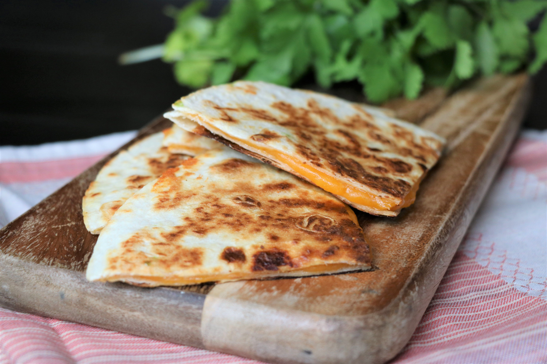 Cheese Guesadillas