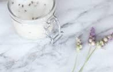 Lavendar Sugar Scrub