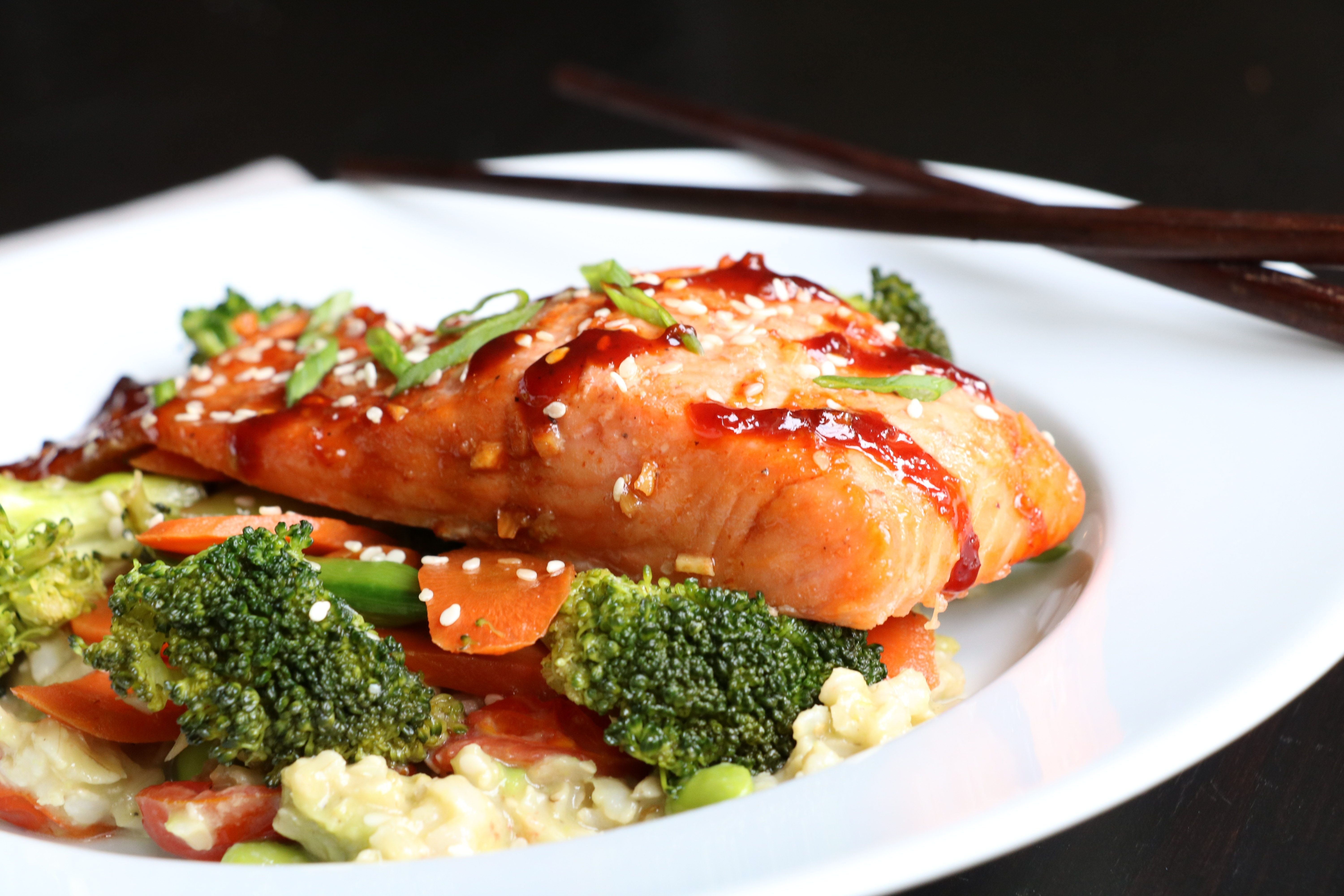 Sweet and Spicy Glaze