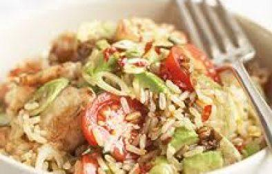 Avocado Brown Rice
