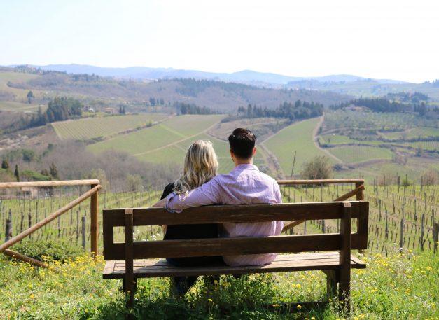 Sitting Together